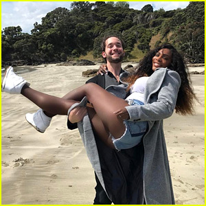 Serena Williams is Pregnant, Expecting Baby with Alexis Ohanian - See Baby Bump Photo!