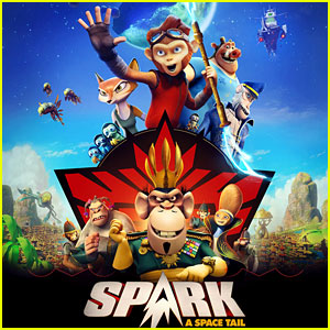 'Spark: A Space Tail' Cast List - Meet Voices of Spark, Vix & More!