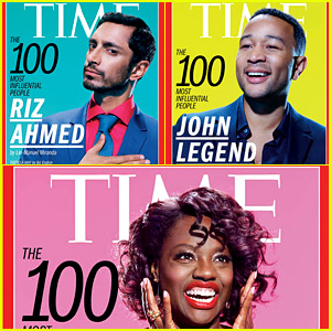 Time's 100 Most Influential People List Revealed for 2017!