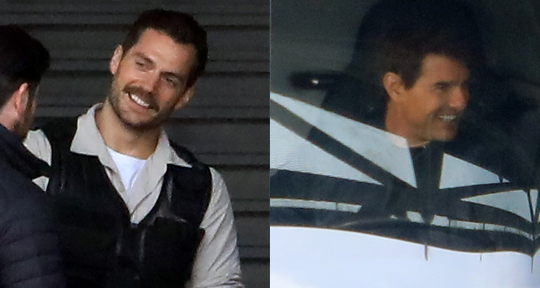Tom Cruise Dick 50