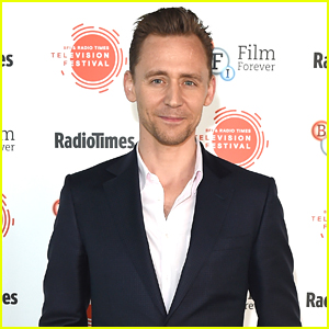 Tom Hiddleston Says He's Very Comfortable Doing Nude Scenes
