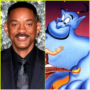 Will Smith In Talks to Play Genie in 'Aladdin' Live Action Movie