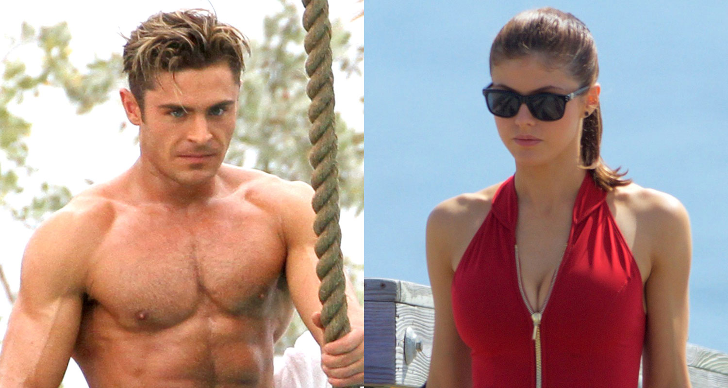 Zac Efron's Abs Are 'Incredible,' Says 'Baywatch' Co-Star ...