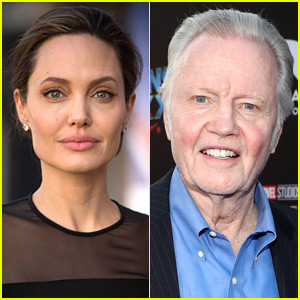 Angelina Jolie & Kids Grab Dinner with Her Dad Jon Voight