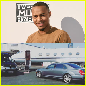 Bow Wow Sparks #BowWowChallenge After Fans Catch Him Lying About Private Jet