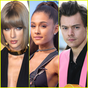 Taylor Swift, Harry Styles & Other Celebs React After Explosions at Ariana Grande's Manchester Concert