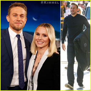 Charlie Hunnam Did One Thousand Push-Ups A Day For 'King Arthur'!