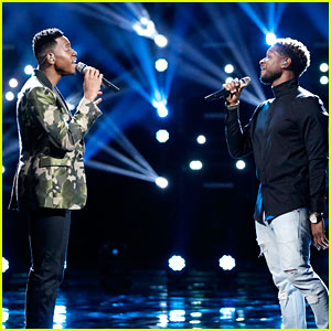 Chris Blue & Usher Honor Manchester Victims with 'The Voice' Finale Performance (Video)