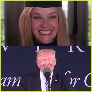 Did Donald Trump Plagiarize Elle Woods' Speech From 'Legally Blonde'? See the Similarities....
