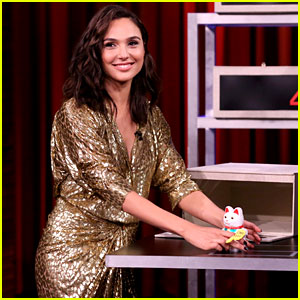 Wonder Woman's Gal Gadot Plays Box of Lies with Jimmy Fallon - Watch Now!
