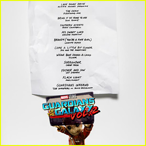 'Guardians of the Galaxy Vol. 2' Soundtrack Stream & Download - Listen Now!