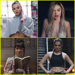 Hailee Steinfeld Celebrates Girl Power In 'Most Girls' Music Video - Watch Here!