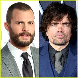 Jamie Dornan to Star in New HBO Movie with Peter Dinklage!