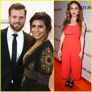 Jamie-Lynn Sigler is Supported by Husband Cutter Dykstra at MS Gala