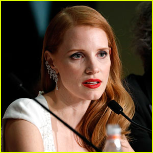 Jessica Chastain Is Disturbed By Representation of Women in Film at Cannes Film Festival (Video)