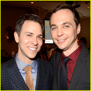 Jim Parsons Shares Photos from Wedding to Todd Spiewak!