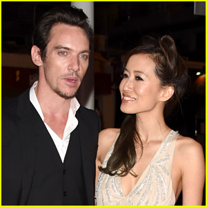 Jonathan Rhys Meyers' Wife Shares Family Photo, Reveals Details of Their Son's Birth