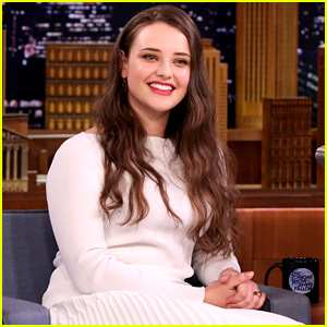 13 Reasons Why's Katherine Langford Reveals Hilarious Reaction to Lady Gaga Tweeting Her
