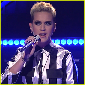 Katy Perry Performs 'Swish Swish' for the First Time on ... Katy Perry Swish Swish