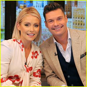 Kelly Ripa Tells Ryan Seacrest He Has to Host 'Idol' Reboot