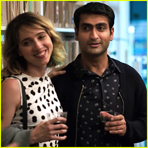 Kumail Nanjiani Falls in Love with Zoe Kazan in 'The BIG SICK' Trailer - Watch!