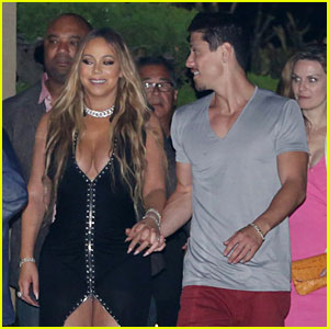 Mariah Carey & Bryan Tanaka Look Like They're Back Together!