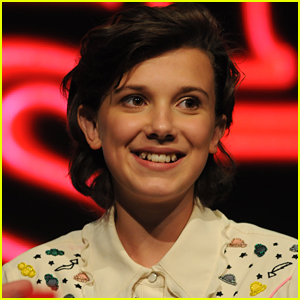 Millie Bobby Brown Sings Katy Perry's 'Firework' at Argentina Comic Con - Video