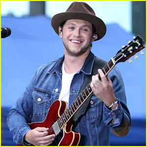 Niall Horan Performs Three Solo Songs on 'Today Show' (Video)