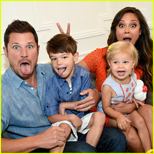 Nick & Vanessa Lachey's Kid's Are Adorable!