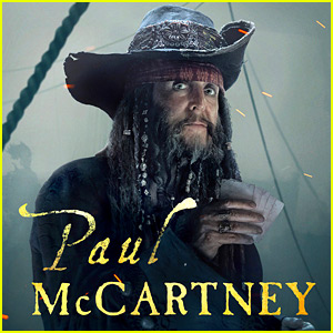 Paul McCartney to Make 'Pirates' Cameo - See Him in Costume!