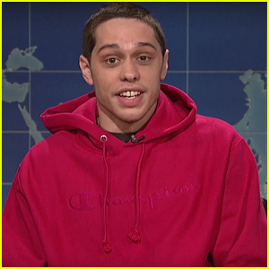Pete Davidson Opens Up About His Sobriety on 'SNL,' Reveals He Went to Rehab - Watch