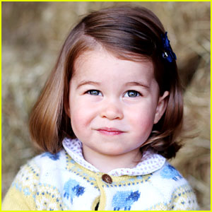Princess Charlotte's New Portrait Released Ahead of Birthday!