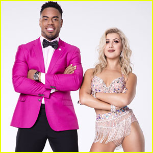 Rashad Jennings & Emma Slater Receive Two Perfect Scores During 'DWTS' Finale - Watch Now!