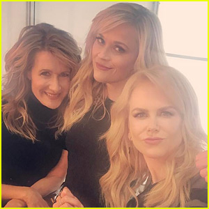 Reese Witherspoon Teases 'Big Little Lies' News with Cryptic Post!