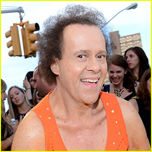 Richard Simmons Sues National Enquirer - Read the Publication's Response