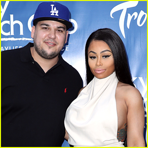 Rob Kardashian Shares Sweet Throwback Photos of Blac Chyna