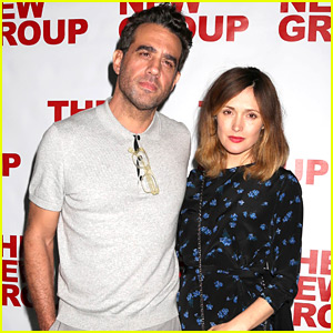 Rose Byrne & Bobby Cannavale Couple Up at Zosia Mamet's Play Opening