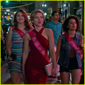 Scarlett Johansson's Bachelorette Party Gets Crazy in 'Rough Night' Red Band Trailer