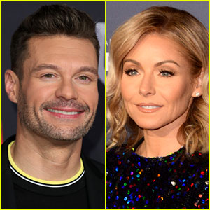Ryan Seacrest Is Officially Kelly Ripa's New 'Live' Co-Host!