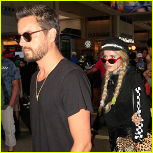Bella Thorne & Scott Disick Fuel Romance Rumors, Catch Flight Together