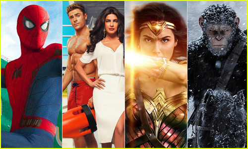 Summer Movie Releases 2017 - Preview Hottest Upcoming Films!