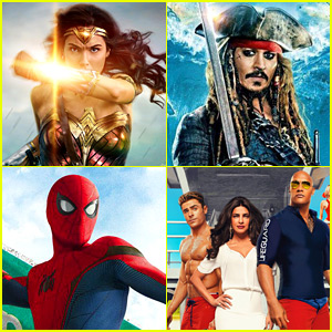 Summer Movie Preview 2017 - See When The Hottest Movies Hit Theaters!