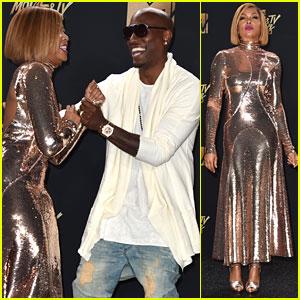 Taraji P. Henson Shines at MTV Movie & TV Awards 2017