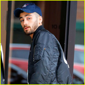Zayn Malik Out of Wheelchair Ahead of Met Gala 2017 in NYC