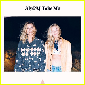 Aly & AJ Drop New Song 'Take Me' - Stream & Lyrics!