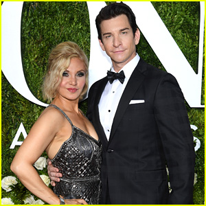 Groundhog Day's Andy Karl Attends Tonys 2017 with Wife Orfreh