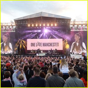 Ariana Grande's 'One Love Manchester' Concert Raises Millions