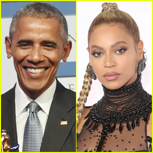 Barack Obama May Have Given Away the Gender of Beyonce's Twins!