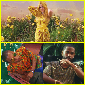 Calvin Harris, Katy Perry, Pharrell Williams & Big Sean Premiere 'Feels' Music Video - Watch Here!