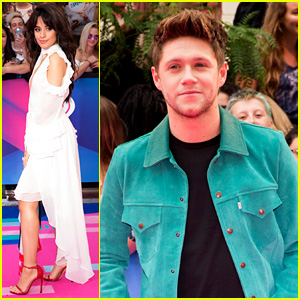Camila Cabello & Niall Horan Arrive at iHeartRadio MMVAs 2017!